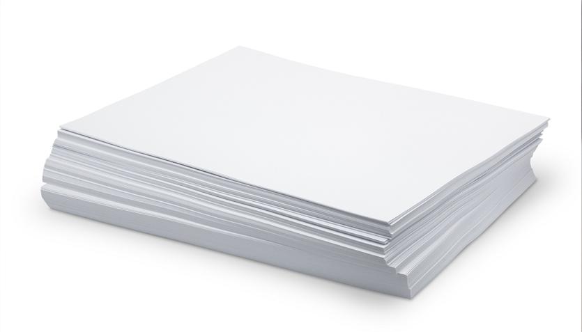 Выбор бумаги для печати