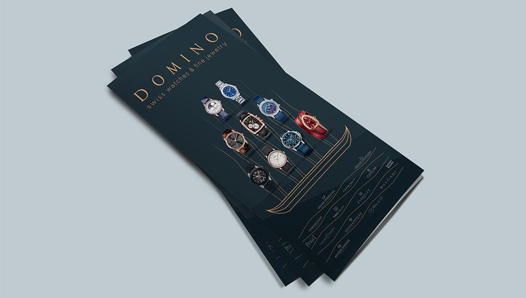 лифлет domino